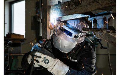 Welding Helmets Helped Build Canada